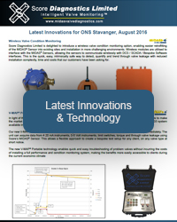 Latest Innovations  Technology Flyer