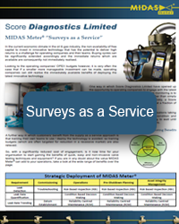 Midas Meter Valve Leak Detection Surveys As A Service
